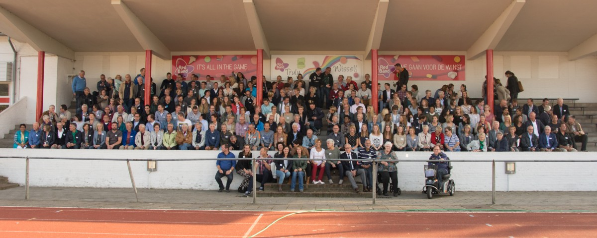 Reunie red Band Sportpark 2015