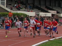 800m JC-junioren