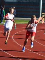 4x100m estafette JC